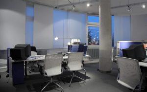 Dubai Best Office Roller Blinds