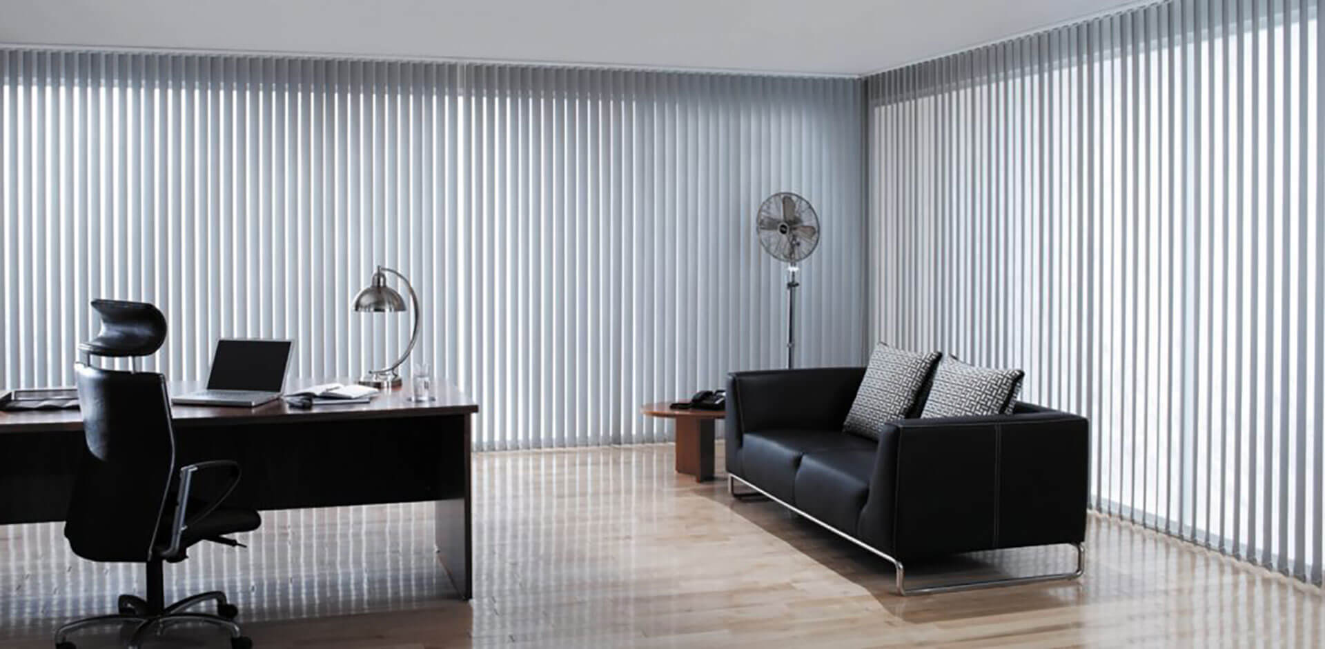 commercial and office blinds in Dubai