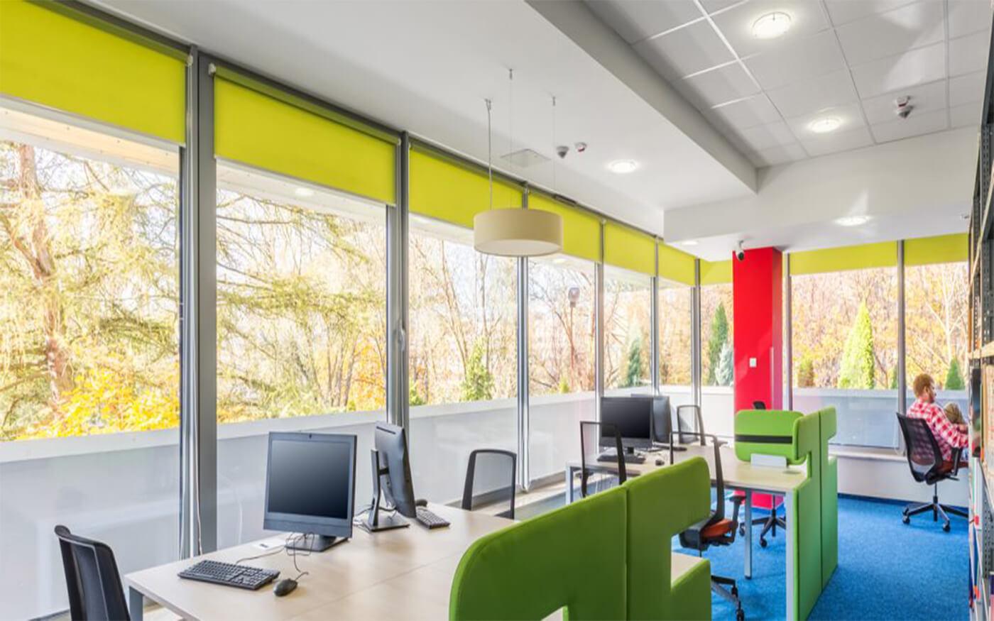 trendy office designs blinds. Buy Roller Blinds In UAE Trendy Office Designs