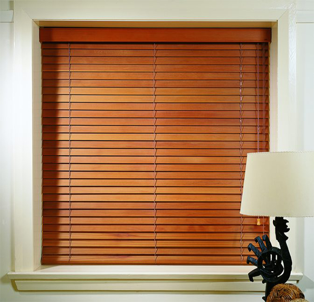 wooden blinds company in uae