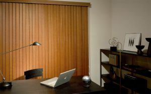 Wooden Blinds in Dubai