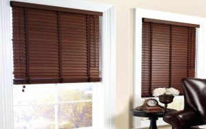 Wooden Blinds Services in UAE